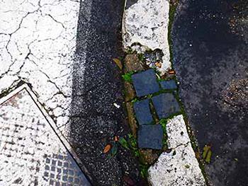 Mended Sidewalk
