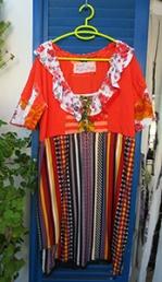 Quiddity Muy Marcottage Dress