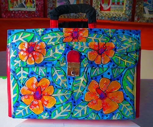 Porta Portese Briefcase