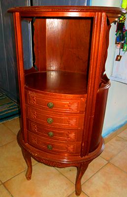 Thread Storage Cabinet