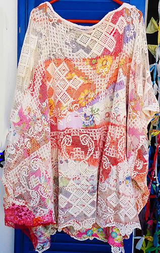 """Cybele"" huipil dress"
